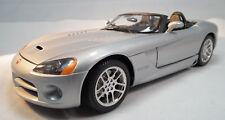 Dodge Viper SRT/10 Cabrio18127 Modellauto im Maßstab 1:18  von Burago