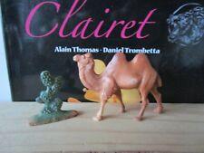 petit soldat figurine du zoo le chameau clairet starlux cyrnos JIM acédo