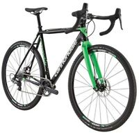 carbon CANNONDALE SuperX Hi-MOD CX1 cyclocross bike 54cm SRAM 1 x 11 tubeless