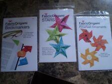 Fabric Origami - Stars