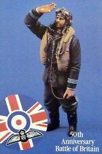 Verlinden 120mm (1/16) RAF Fighter Pilot 50th Anniversary Battle of Britain 513