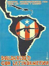 Determinazione dell' America latina Cuba Rivoluzione NUOVI art print poster cc4188