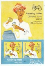 SINGAPORE 2015 VANISHING TRADES 1ST LOCAL DAIRY MAN 7TH REPRINT (2015H) BOOKLET