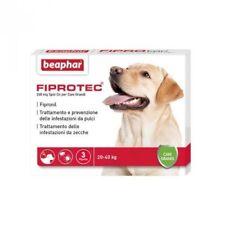 Beaphar FIPROTEC Antiparassitario Cani 20 a 40kg 3pipette 3pipetten