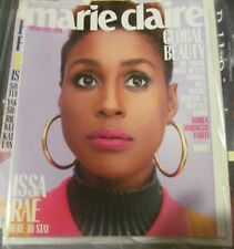 MARIE CLAIRE MAGAZINE MAY 2018 ISSA  RAE HERE TO STAY GLOBAL BEAUTY SHIPS FREE