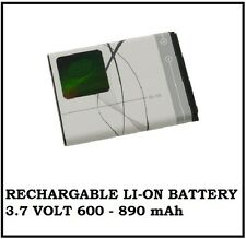 BL-5B Replaceable Battery for RockDoc Bluetooth Speaker 6W