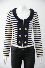 Alannah Hill Women's Basic Striped Coats & Jackets