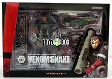 "In STOCK Kaiyodo Revol Mini ""Venom Snake"" Metal Gear Solid RM-012 Action Figure"
