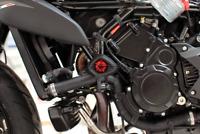 Evotech number plate holder adjustable mv agusta brutal 800//RR 2016-2018 tail tidy
