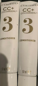 Clairol Colour seal Conditioners CC+