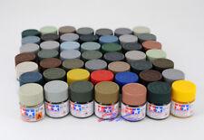 Tamiya Model Color Acrylic Mini Paint 10ml XF-1 - XF-90 81701-81790 Flat Matt