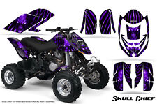 CAN-AM DS650 DS650X CREATORX GRAPHICS KIT DECALS SKULL CHIEF PR