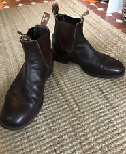rm williams boots 9 X