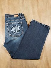 #038amd PAIGE Premium Denim Capri Jeans Size 30 Anthropologie
