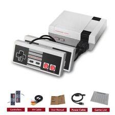 500 en 1 juegos Classic Mini consola para NES Retro con Gamepads Nintendo