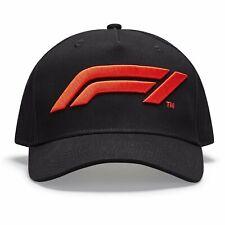 Formula 1 Tech Collection F1 Large Logo Baseball Hat Black/White/Red