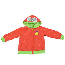 NWT Piyo Piyo Toddler Boy Girl Unisex Puffer Jacket in Red Size 2T $88