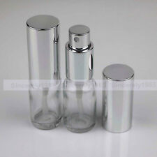 10ml 15ml Empty Refilable Spray Glass Bottles Perfume Mist Atomizer Travel Gift