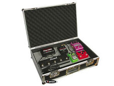 Odyssey FZGPEDAL24 Flight Zone 24 Guitar Pedal Board ATA Case 807822024357