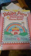 Biblia Para Niñas: Biblia Para Ninas- Historias Biblicas -Tapa Dura
