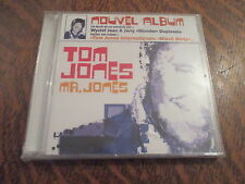 cd album tom jones mr. jones