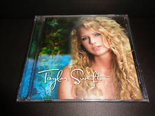 TAYLOR SWIFT By Taylor Swift NEW Big Machine Records ORIGINAL VERSION 11 SONGS