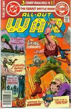 All-Out War # 2 (of 6) (68 pages) (USA, 1979)