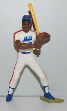 1989 Darryl Strawberry New York Mets White Jersey Starting Lineup Baseball SLU