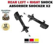 FOR SUBARU LEGACY 1989--> SALOON NEW REAR LEFT + RIGHT SHOCK ABSORBER SHOCKER X2