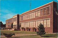 Portales New Mexico~Eastern New Mexico University~Science Building~1950s