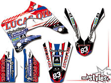 TM RACING Dekor 85 125 300 450 530 MX EN SMM SMR SMX FULL GRAPHIC KIT DECALS