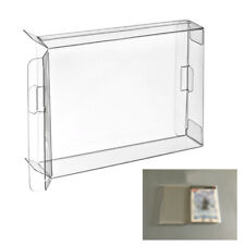 Plastic Sleeves Box Protectors For Sony PS2 Xbox WiiU GameCube GC DVD Game Case