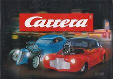 CARRERA ELECTRIC SLOT CAR RACING PRODUCT RANGE CATALOGUE ( 2006 EDITION )