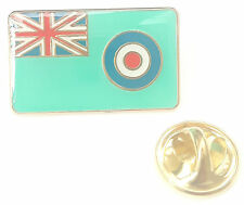 RAF Ensign Enamel Lapel Pin Badge