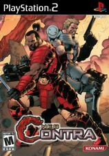 Neo Contra - Playstation 2 Game