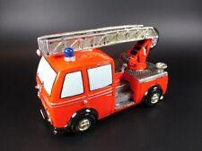Fire Brigade Fire Truck Money Box Piggy Bank, Money Bank from Poly, New