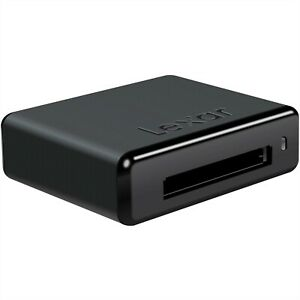 Lexar CR1 LRWCR1TBNA Professional Workflow CFast 2.0 USB 3.0 Reader - Brand New