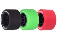 Riedell Sonar Striker Quad Speed Skate Derby Wheels 8 Pk Black, Green, or Red