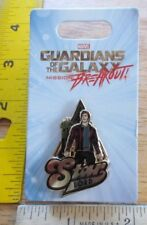 Guardians of the Galaxy Mission Breakout Star Lord Disney pin