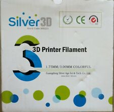 Silver 3d Printer Filament