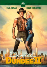 Crocodile Dundee II [DVD, NEW] FREE SHIPPING