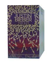 The Key 2013 Justin Bieber EDP Eau De Parfum for Women New & Sealed 50ml