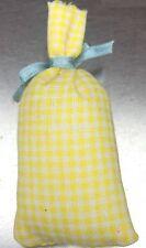 10 x Freshener Scented Bag Sachet / Daffodil Wardrobe Scent Fragrance / Car Bags