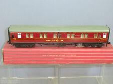 HORNBY DUBLO 2/3 RAIL MODEL No.4078 BR  (WR ) SLEEPING CAR     VN MIB