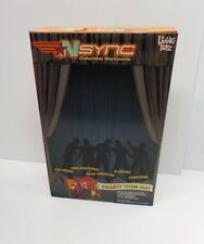 NSYNC Lance Bass Marionette Doll Figure NEW IN BOX Collectible 2000
