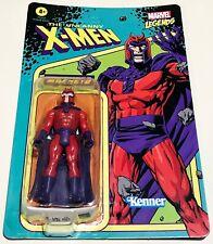 Magneto Marvel Legends Kenner 2021 figure NIB tab unpunched