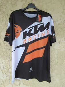Maillot KTM RACING THOR shirt maglia trikot XXL