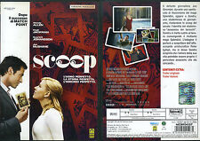 SCOOP - DVD (USATO EX RENTAL) - WOODY ALLEN - HUGH JACKMAN, SCARLETT JOHANSSON