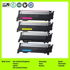 4PK toner pour CLT-404S Samsung SL-C430W SL-C480 SL-C480W SL-C480FN SL-C480FW