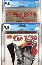 The Boys 27 And 29 - Dillion And Lloyd Variant - CGC 9.8 - 2 Comic Set In 1